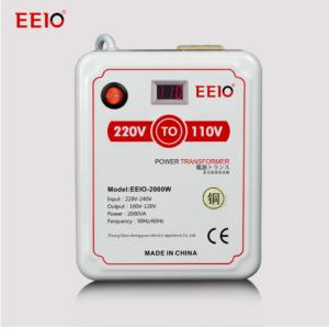 EEIO2000VA 220V to 110V